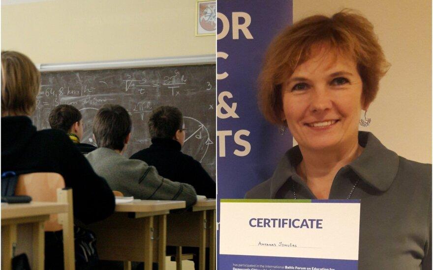 Mokytoja Edita