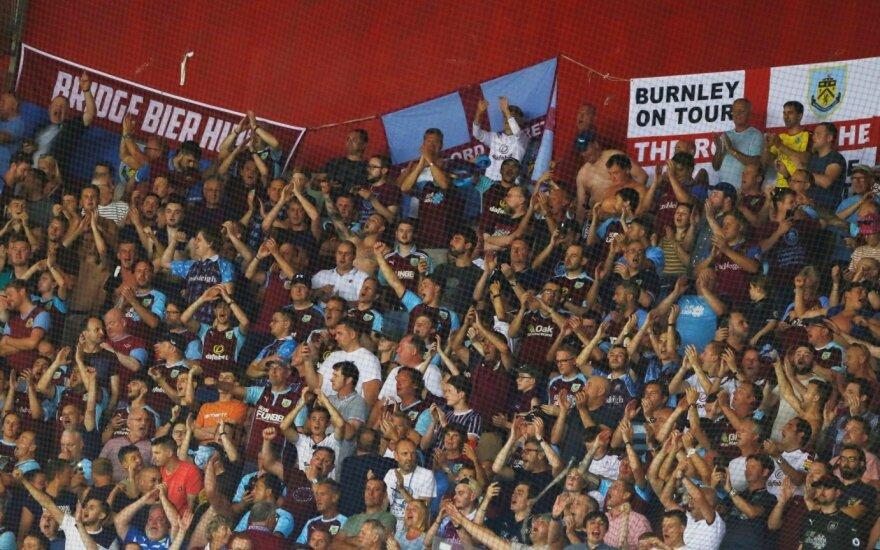 """Burnley"" sirgaliai"