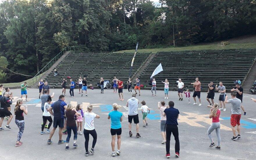 Bokso treniruotės Kaune