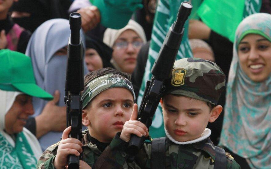 Palestiniečių vaikai
