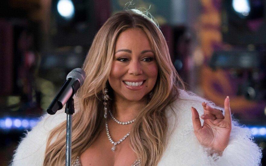 Mariah Carey pasirodymas