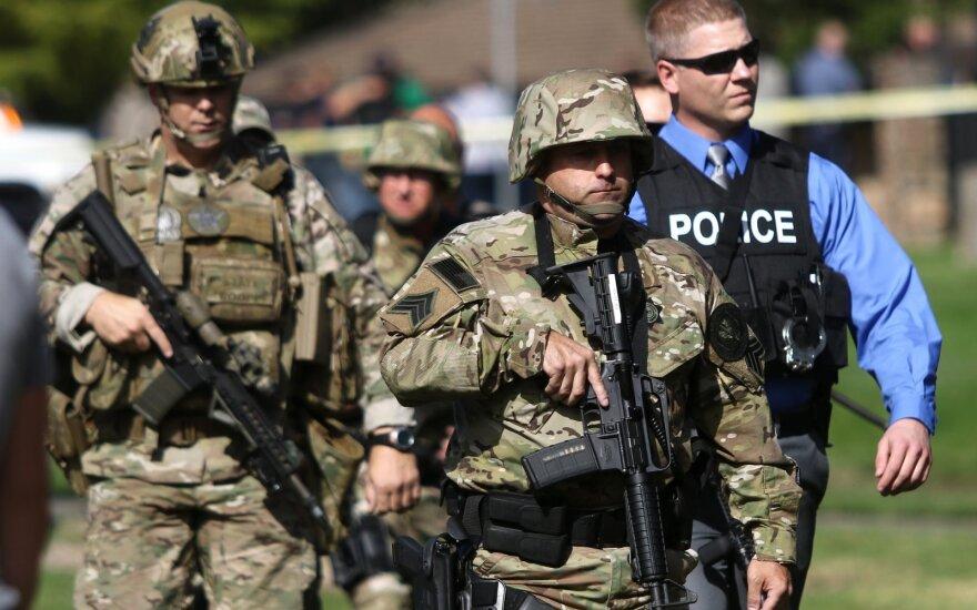 JAV sukrėtė kraupios šaudynės: prakalbo liudininkai