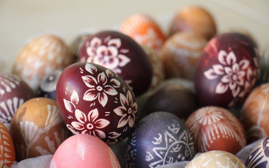 Žemaičių išmintis: kuriuo galu daužti kiaušinį ir kodėl per Velykas jį reikia paslėpti
