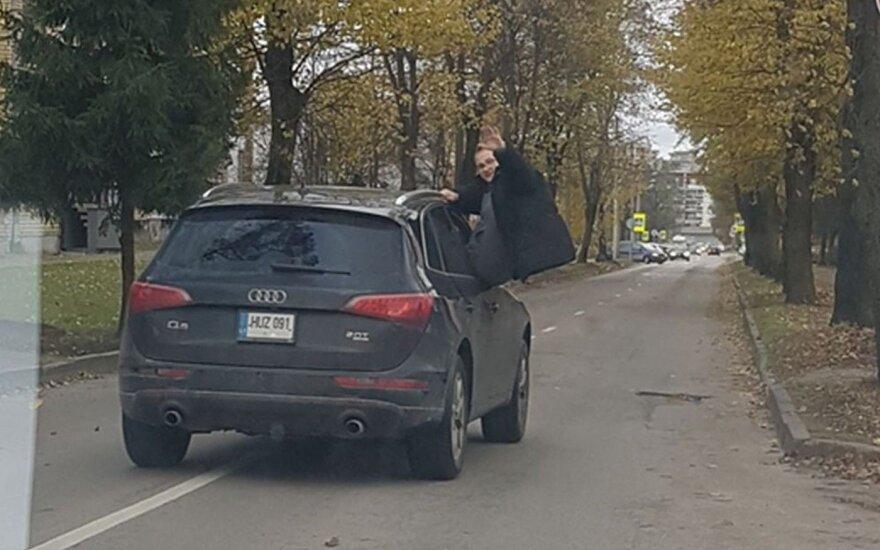 Toks elgesys važiuojant gatvėmis kainuos brangiai