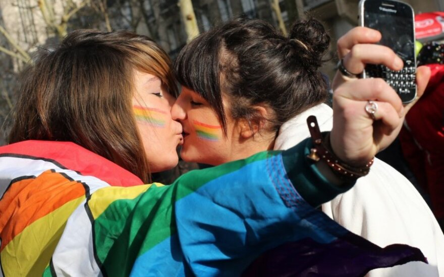 Support for same-sex partnership in Lithuania doubles over one year