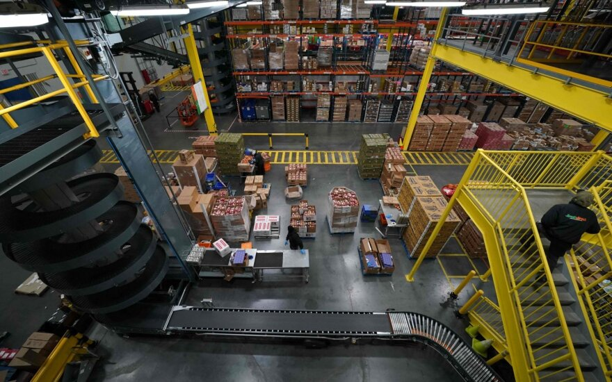 Amazon logistikos centras