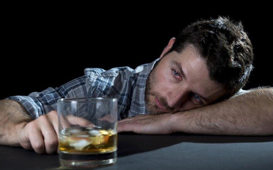 Priklausomybė alkoholiui 42 mano gyvenimo metus pavertė siaubu