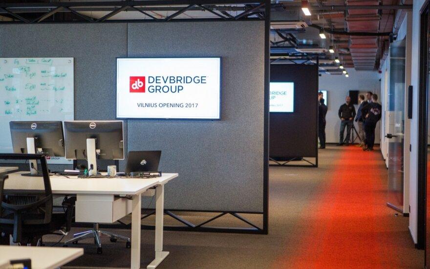 Čikagoje įmonę įkūrę kauniečiai investuoja Vilniuje: po 3 metų žada 600 darbo vietų