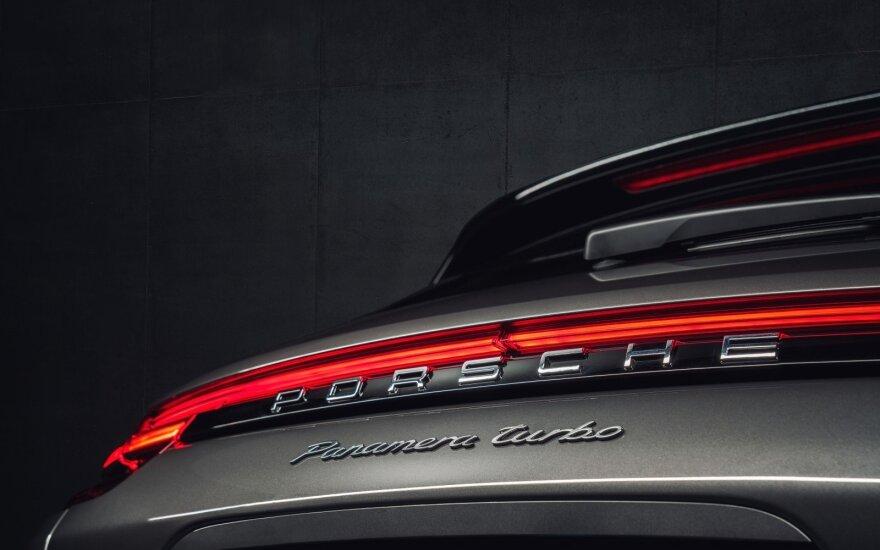 """Porsche Panamera Sport Turismo Turbo"""