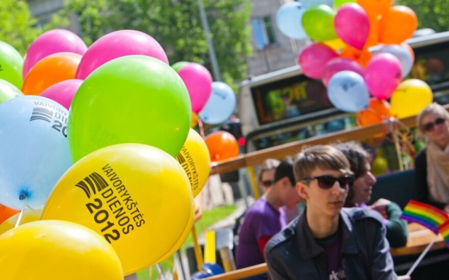 Lithuanian LGBT community to celebrate IDAHOT and Rainbow Days