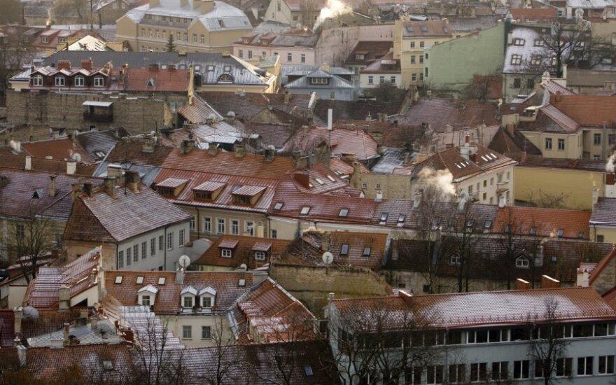 Senamiestis, Vilnius