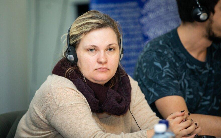 Rusų žurnalistė apie drąsų Lietuvos gestą: be jūsų nebūtume galėję padėti žmonėms, Čečėnijoje tapusiems taikiniu