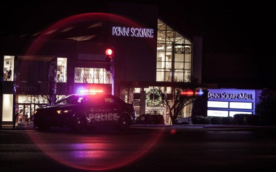 Kanzas Sičio policija, JAV