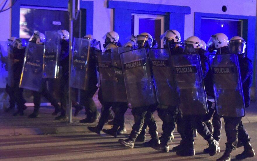Juodkalnijos policija