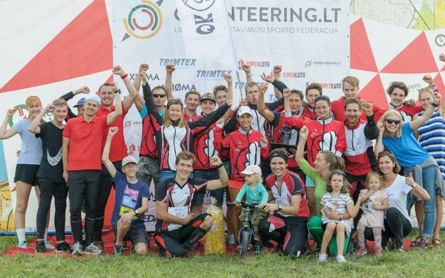 Orientavimosi sporto klubų taurės varžybos
