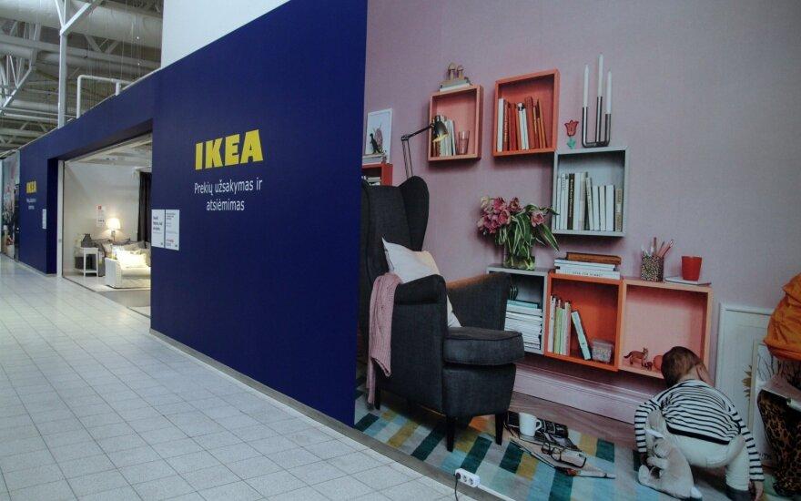 ES ėmėsi IKEA: tikrina, ar ji teisėtai naudojosi savo padaliniu