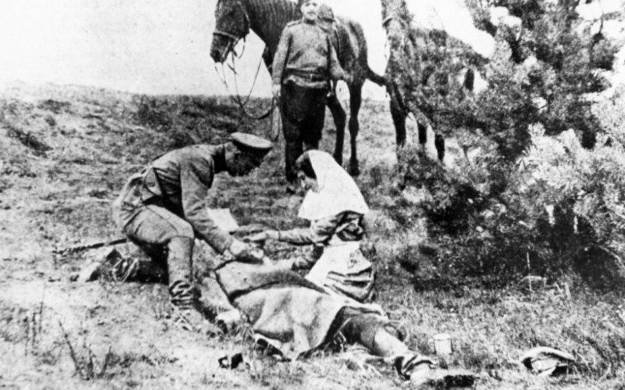 Pirmasis pasaulinis karas: kaip nenoromis pradėta mobilizacija įtraukė Rusiją