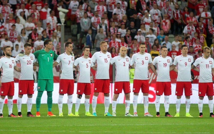 Lenkai prieš mačą su Lietuvos rinktine: atakuosime
