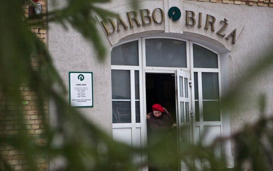 Vasarį nedarbo lygis Lietuvoje sudarė 7,3 proc.