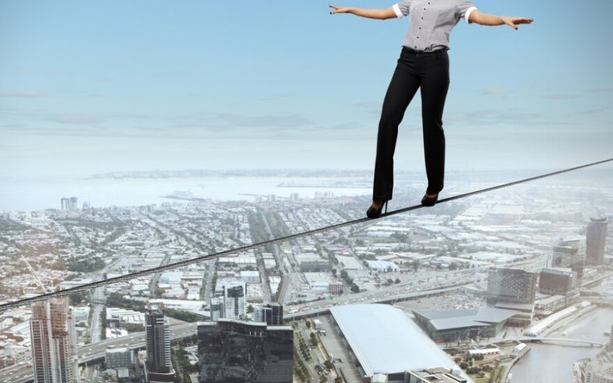 Ką daryti, norint kilti karjeros laiptais?
