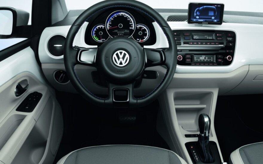 """""""Volkswagen"""" planai: 10 pavarų greičių dėžė ir įkraunami hibridai"""