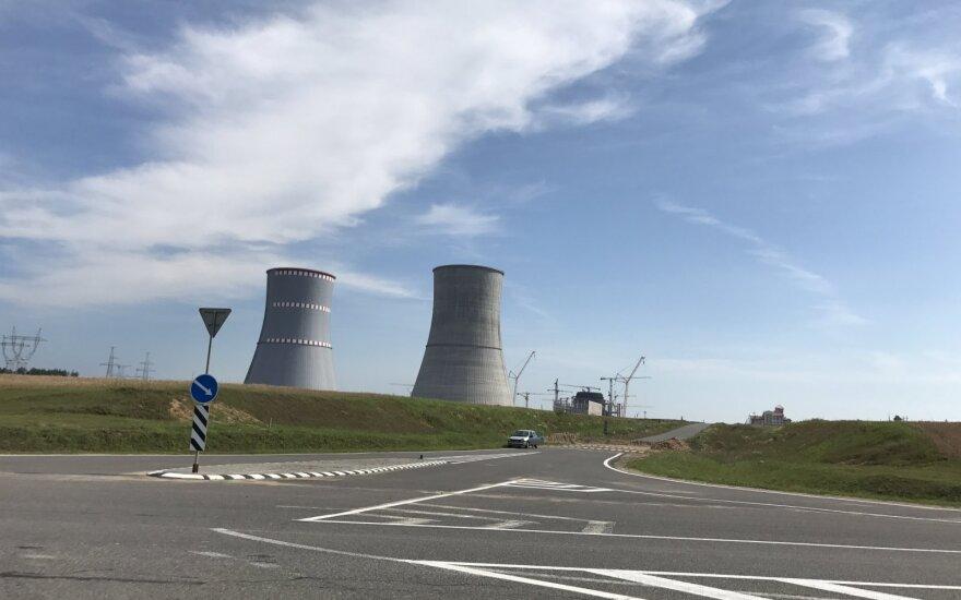 Įsteigtas Sąjūdis prieš Astravo atominę elektrinę