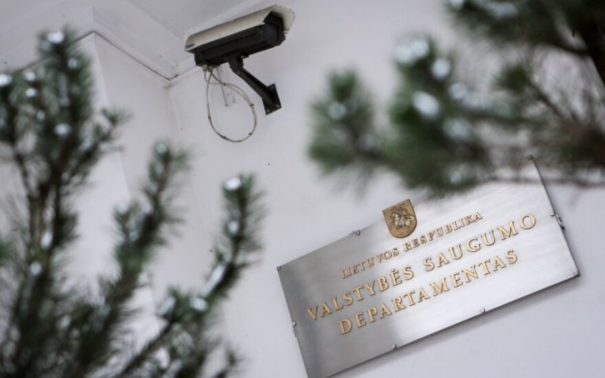 Lithuania's State Security Department