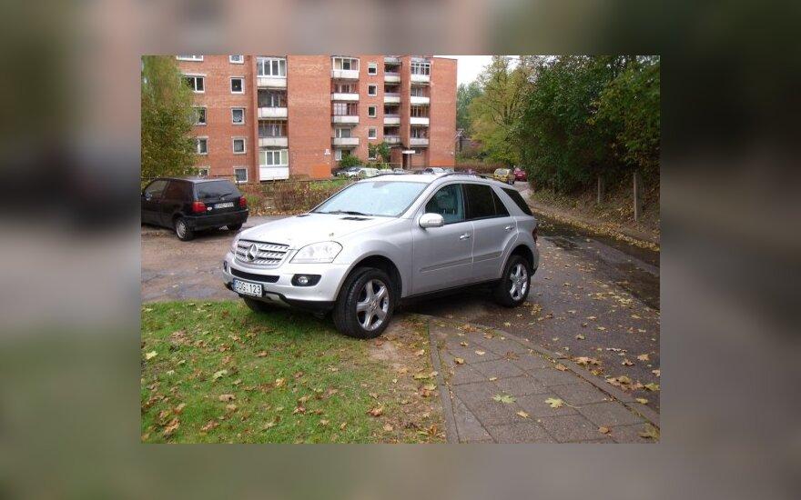 Vilniuje, Krivių g. 29. 2010-10-12, 16.01 val.