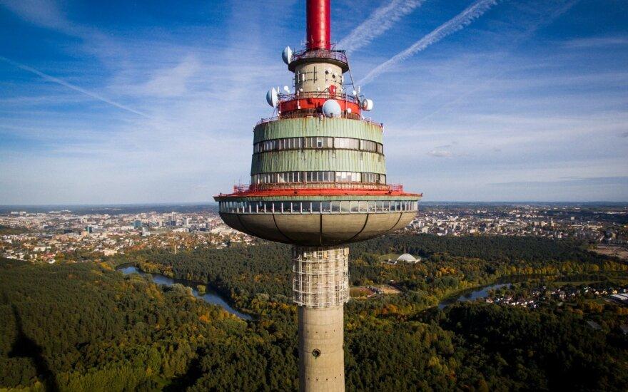 Žiniasklaida: Vilniaus televizijos bokšto rekonstrukcija gali kainuoti maždaug 12 mln. eurų