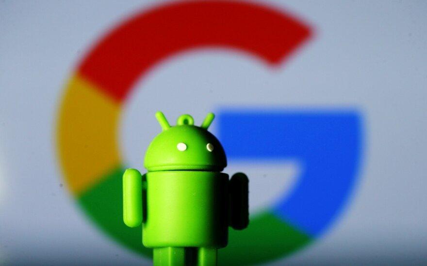 """""""Google"""" siūlo europiečiams parsisiųsti konkurentų naršykles"""