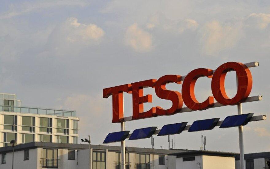 """""""Tesco"""" traukiasi iš JAV rinkos"""