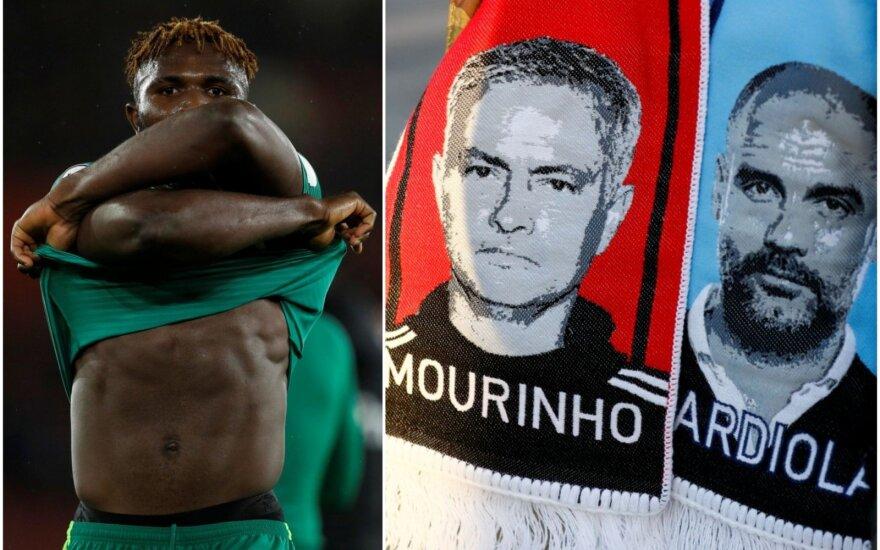 """""""Premier"""" lygos sezono siurprizai: analogų neturinti taktika ir Mourinho šešėliai"""