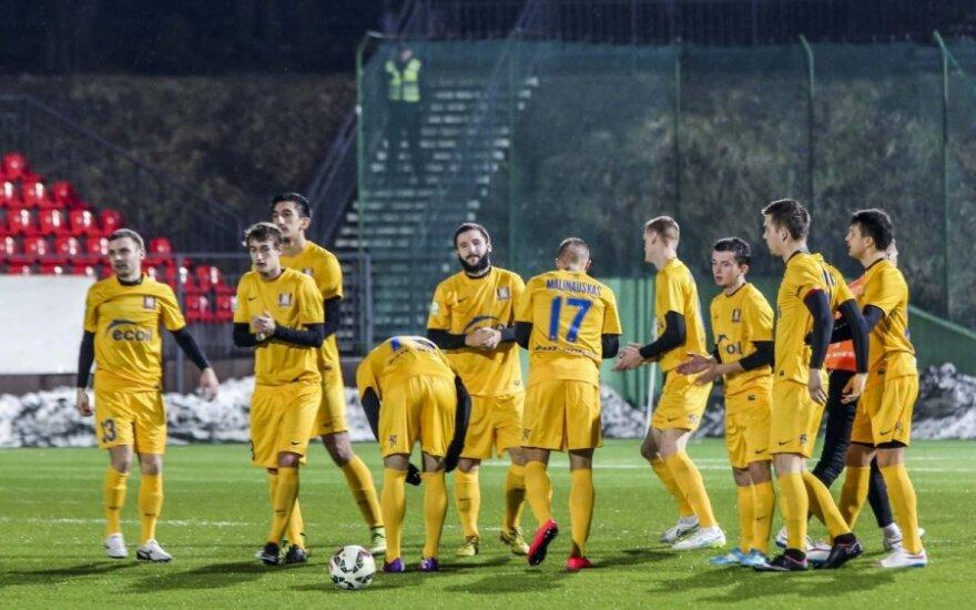 "Oficialu: ""Trakai"" debiutuos UEFA Europos lygoje"