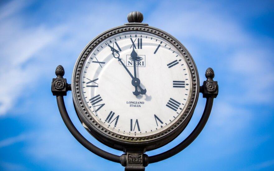 Paprasti būdai, kaip rasti laiko sau