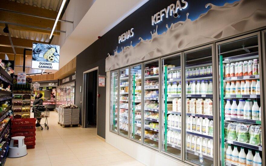 Pieno perdirbimo bendrovės koreguoja veiklos apimtis