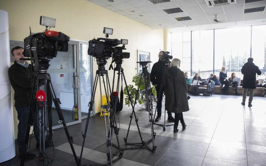 Lithuania rises in Press Freedom Index but worrying signs remain