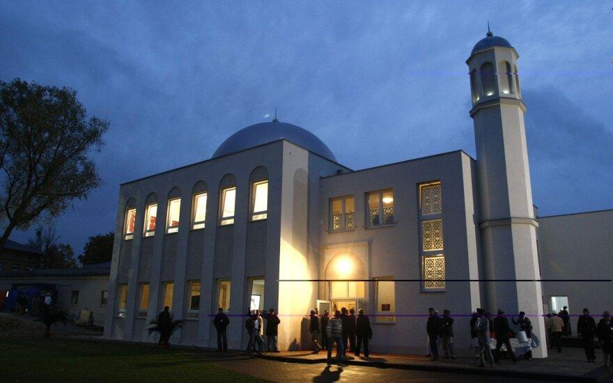 2017 m. Vokietijoje pranešta apie 950 išpuolių prieš musulmonus ir mečetes