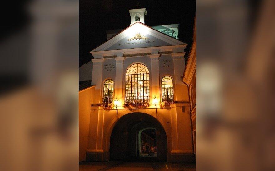 Vilniaus senamiestyje aptiktos savavališkos statybos