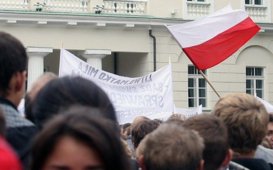 Lietuvos lenkai – vieni skurdžiausių užsienyje gyvenančių lenkų