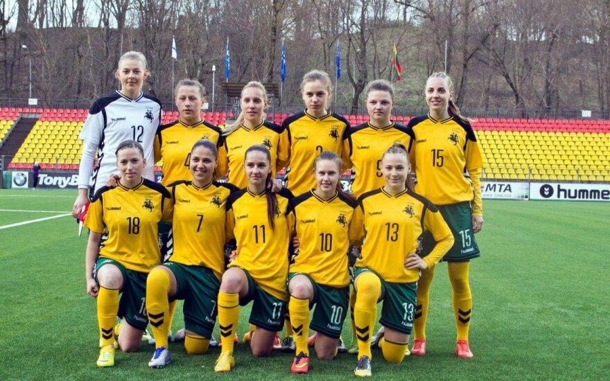 Lietuvos moterų futbolo rinktinė