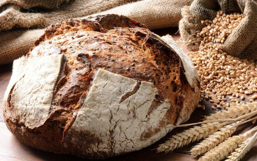 Mitybos specialistas pataria: valgykite duoną