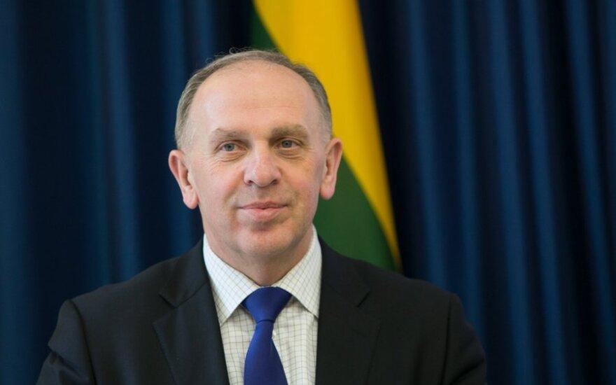 Pirmininkavimui ES koordinuoti vicekancleriu skiriamas R.Motuzas