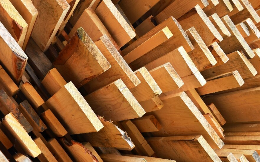 Įmonės direktorius apgaulės būdu įsigijo medienos už daugiau nei 30 tūkst. eurų – stos prieš teismą