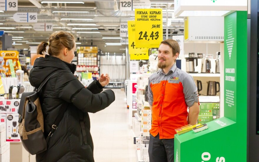 Kesko with Lithuanian partners opened shopping center in Riga