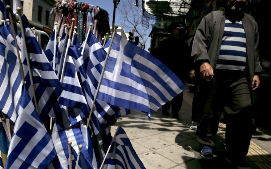 Didžiausių pasaulio ekonomiką turinčių šalių atstovai ragina Graikiją priimti sparčiau atsakingus sprendimus