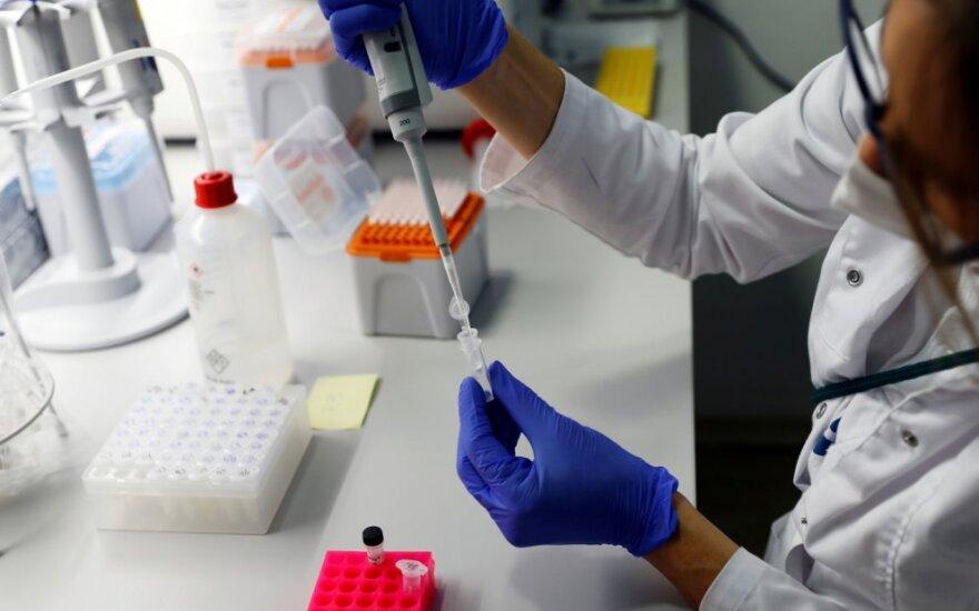Koronaviruso testas