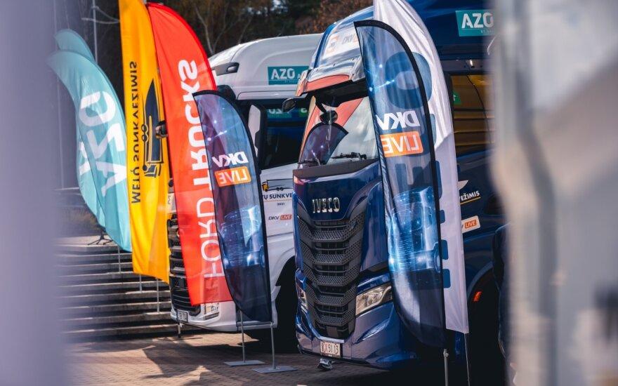 Lietuvoje duotas startas Metų sunkvežimio rinkimams