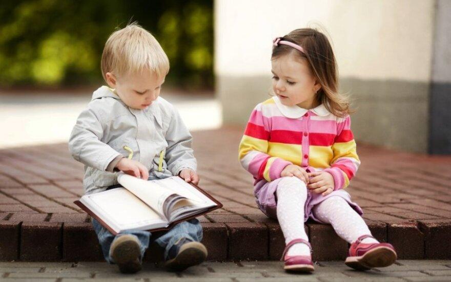 Vaikystėje skaičiusiems nuotykių knygas savigalbos leidinių vėliau neprireikia