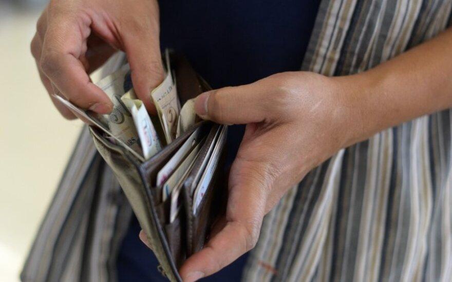 Kas neturėtų tikėtis tryliktojo atlyginimo?