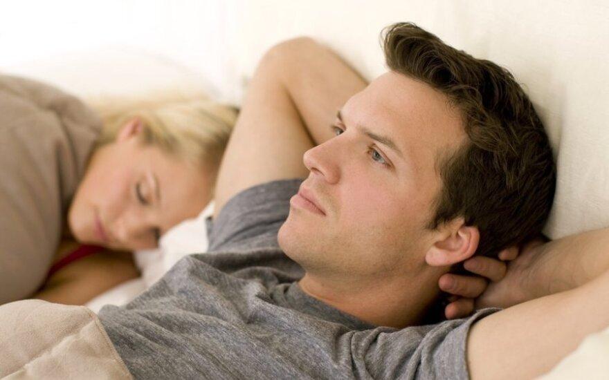 Santuoka be sekso: žvilgsnis iš arčiau